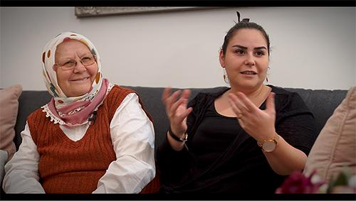 Film: Geburtsrituale: Ayse Yildirim & Nurgül Ünal © Frauenmuseum Hittisau, 2020