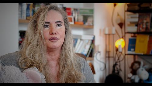 Film: Späte Mutterschaft: Verena Susanne Daum © Frauenmuseum Hittisau, 2020