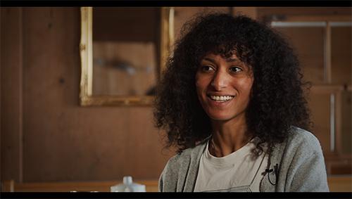 Film: Geburt in Ghana: Aida Fattah © Frauenmuseum Hittisau, 2020