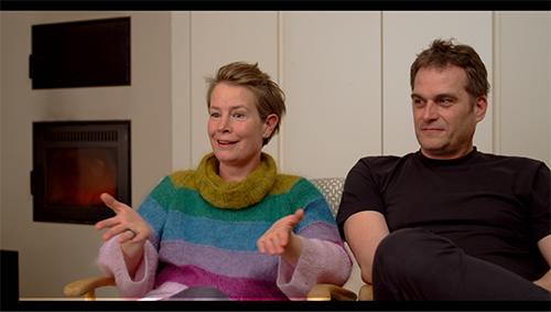 Film: Geburt als Herausforderung: Sabine Müller & Andreas Cukrowicz © Frauenmuseum Hittisau, 2020