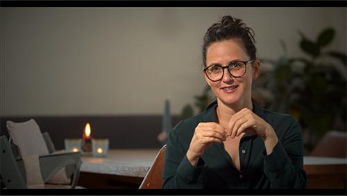 4 Filme: Geburtshilfe in Krisengebieten: Andrea Schwarz © Frauenmuseum Hittisau, 2020