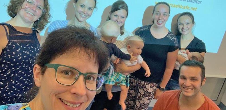 Erzählcafé zum Thema Geschwister am 22. Juli 2019 in Sulzbach-Rosenberg
