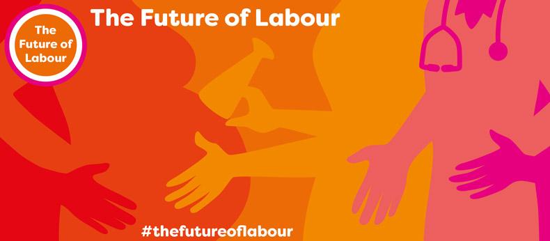 Gemeinsam und konkret Zukunft gestalten: Die Arbeitswelt der Geburtshilfe bestimmt, welche Erfahrungen Eltern machen